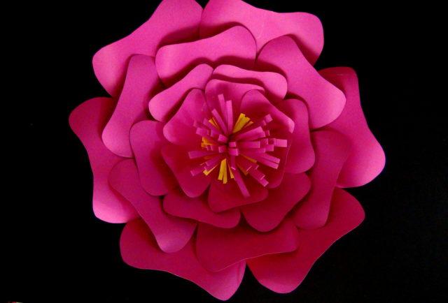 Como Hacer Una Flor Facil